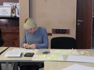Бизнес-сессия по разработке персональной бизнес-модели в производственной компании