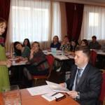 Отчет о семинаре Профессиональные стандарты 5 апреля 2016 года
