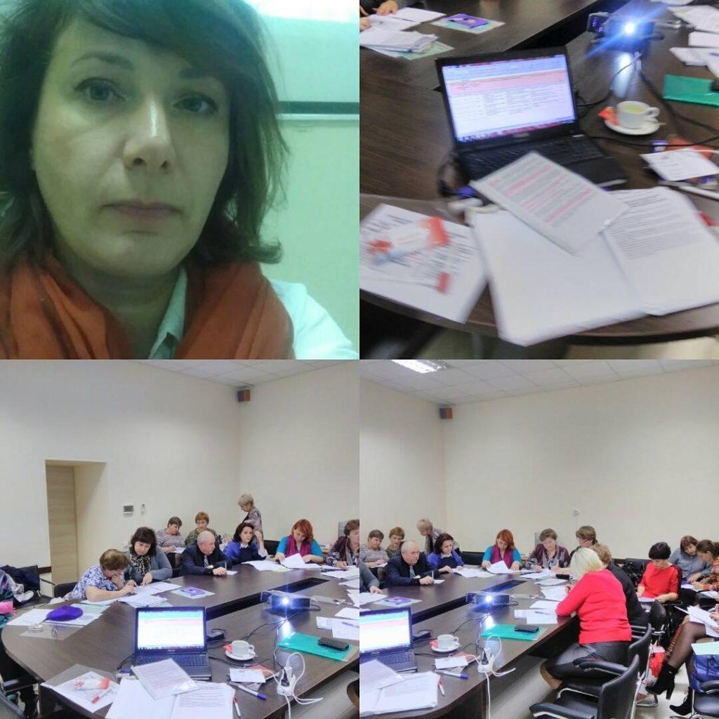 Колокольчикова семинар