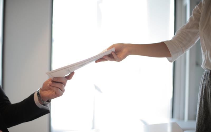job offer, предложение о работе, трудовой договор